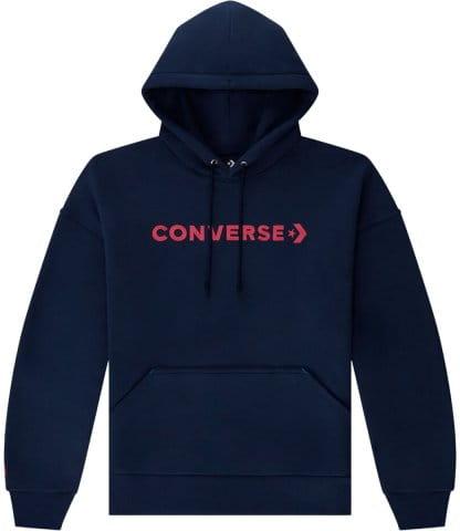 Converse Converse Embroidered Wordmark Hoody Damen F471 Kapucnis melegítő felsők