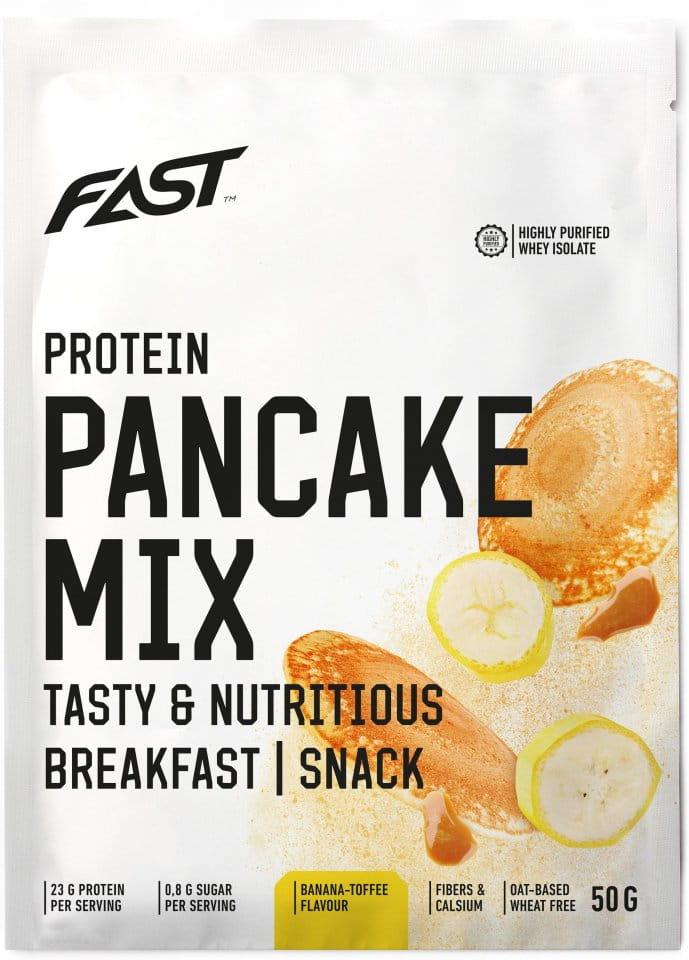 FAST Protein Pancake Mix 50 g banana-caramel Por