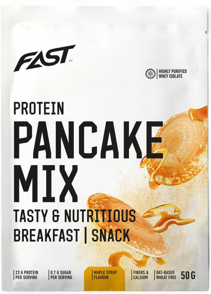 Powder FAST Protein Pancake Mix 50 g maple syrup