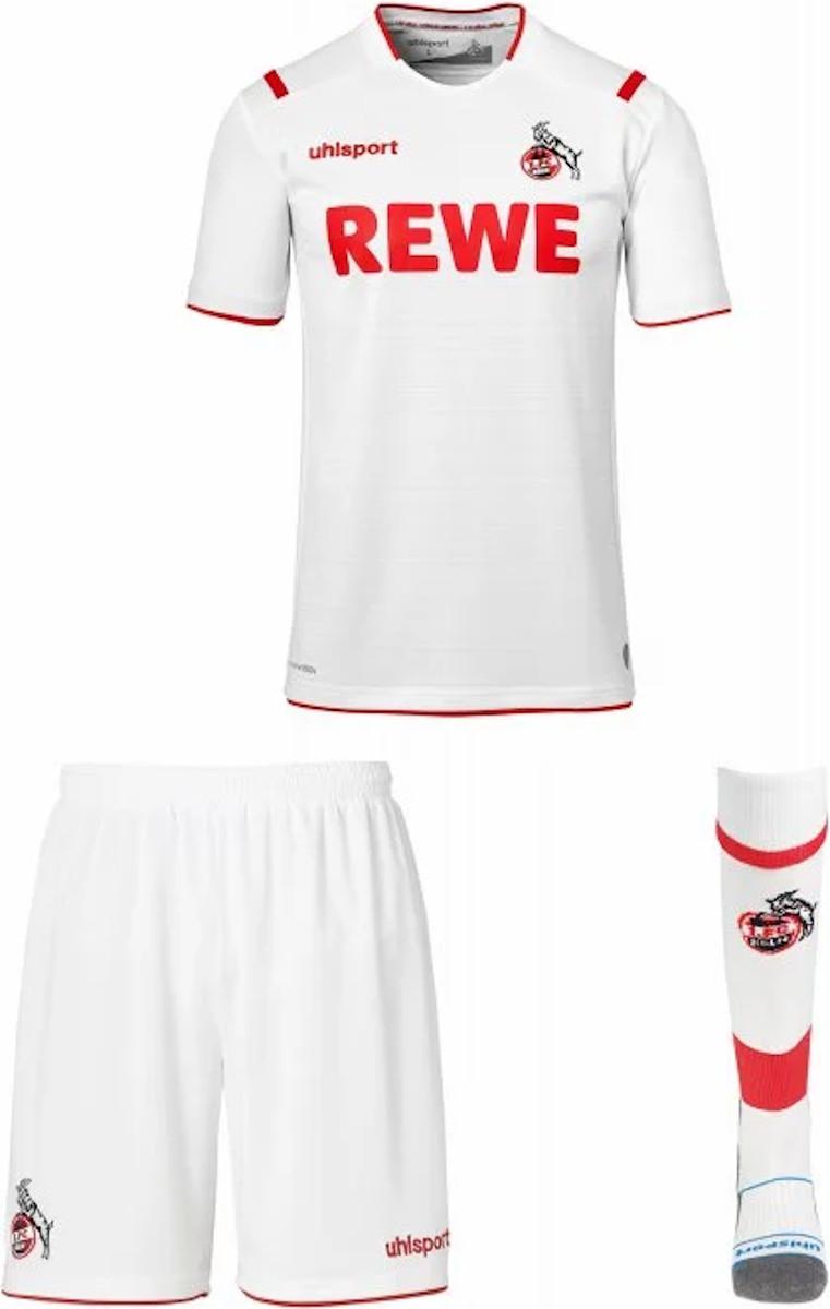 Kit Uhlsport 1. FC Köln home JSY set 2019/2020