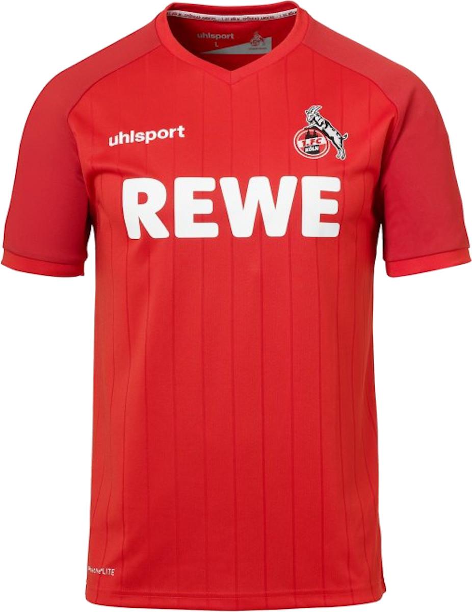 Pánský venkovní dres s krátkým rukávem Uhlsport 1. FC Köln 2019/2020