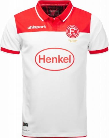 Shirt Uhlsport Fortuna Düsseldorf SS JSY Home 2019/2020