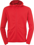 Giacche con cappuccio Uhlsport Essential hooded JKT