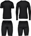 Kit Uhlsport Black Edition GK Set Kids