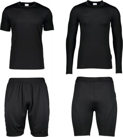 Trening Uhlsport Black Edition GK Set Kids