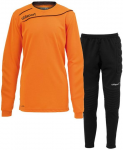 Dres Uhlsport uhlsport stream 3.0 goalkeeper set junior kids