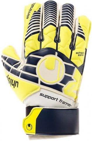 Goalkeeper's gloves Uhlsport eliminator soft sf+ junior