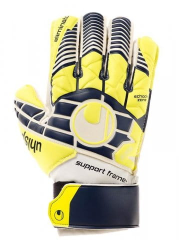 Brankářské rukavice Uhlsport eliminator soft sf+junior