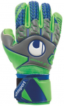 Goalkeeper's gloves Uhlsport TENSIONGREEN ABSOLUTGRIP FINGER SURROUND