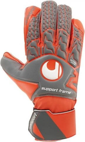 Brankárske rukavice Uhlsport aerored soft sf tw-