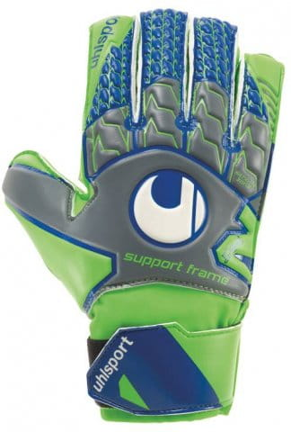 Brankárske rukavice Uhlsport TENSIONGREEN SOFT SF JUNIOR