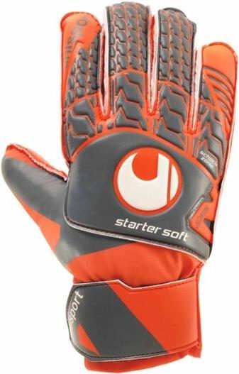 Brankářské rukavice Uhlsport uhlsport starter soft tw-