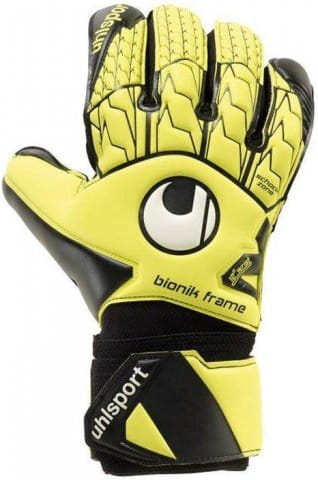 Goalkeeper's gloves Uhlsport supersoft bionik