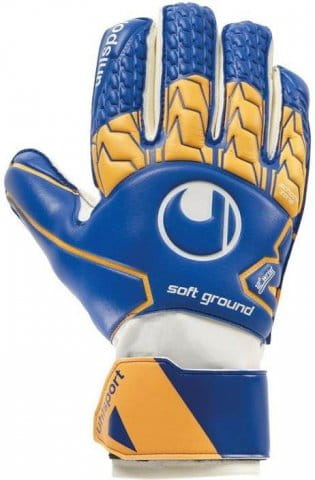 Goalkeeper's gloves Uhlsport soft rf tw-