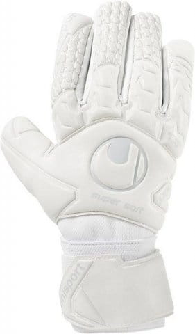 Goalkeeper's gloves Uhlsport supersoft hn f04