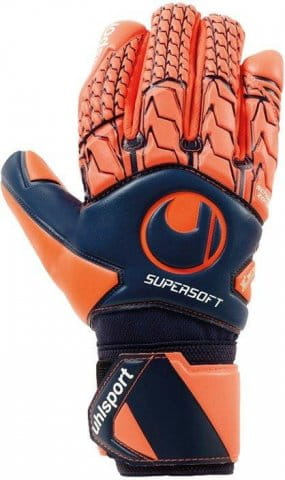 Torwarthandschuhe Uhlsport next level supersoft hn tw-