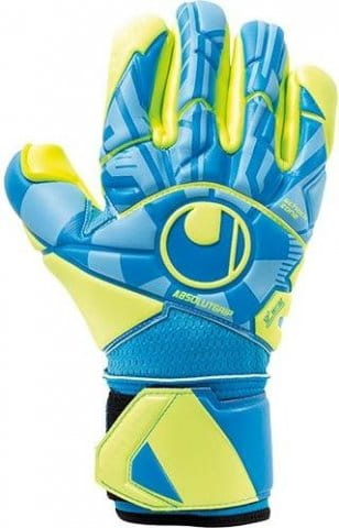 Goalkeeper's gloves Uhlsport uhlsport radar control absolutgrip fs