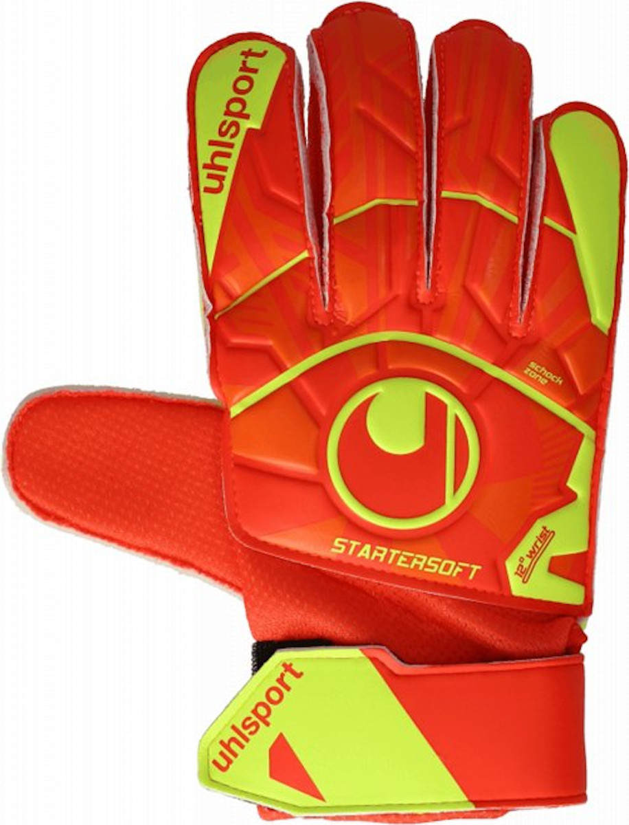 Brankářské rukavice Uhlsport Dyn. Impulse Starter Soft TW