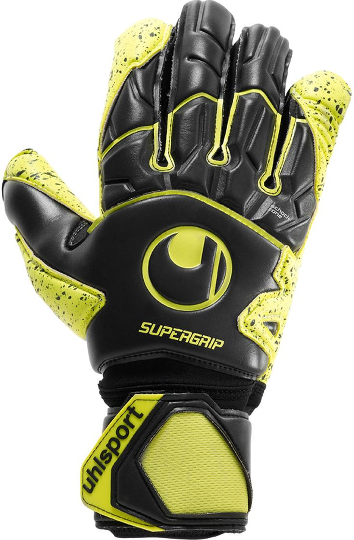 Brankářské rukavice Uhlsport Supergrip Flex Frame Car