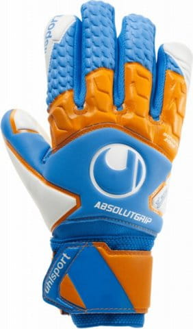 Goalkeeper's gloves Uhlsport Absolutgrip HN Pro TW glove Kids