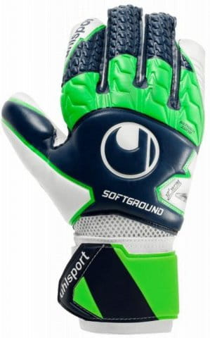 Goalkeeper's gloves Uhlsport SOFT HN COMP
