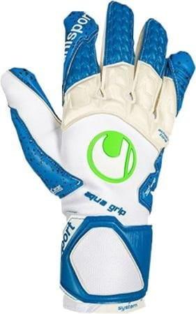 Brankárske rukavice Uhlsport uhlsport aquagrip hn 1