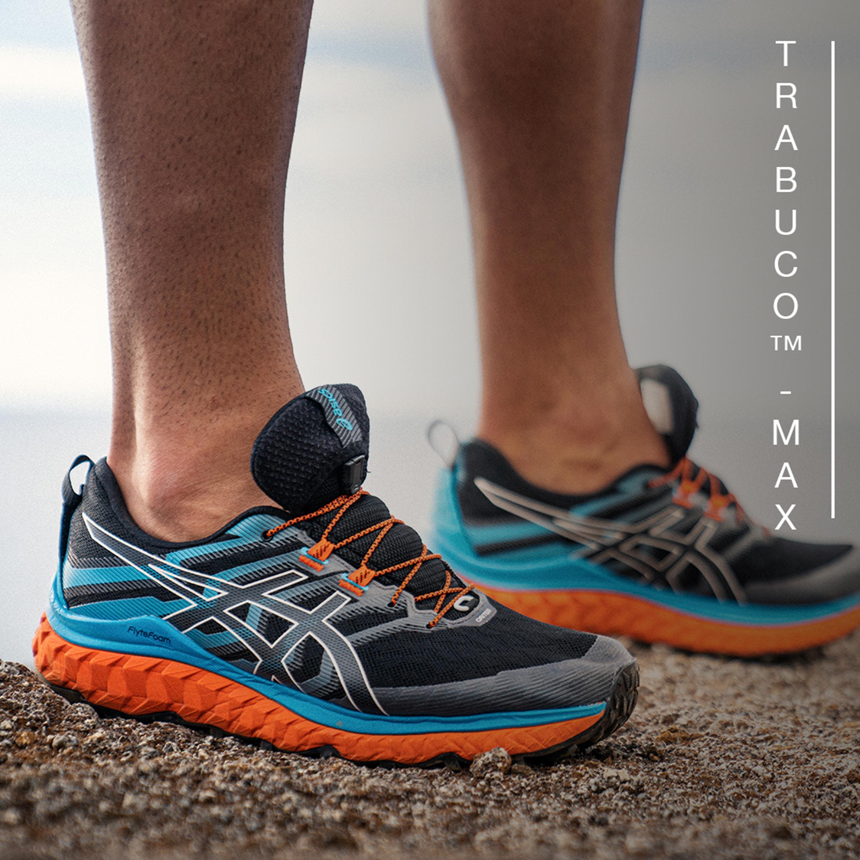 Trail shoes Asics Trabuco Max
