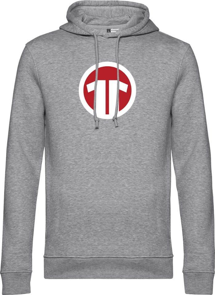 Hanorac cu gluga 11teamsports 11teamsports Logo Hoody