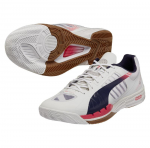 Indoor/court shoes Puma evoSPEED Indoor 1-3 white-peacoat-bright