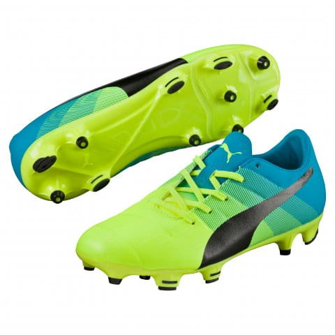 evoPOWER 3-3 FG Jr safety yellow-black-a