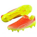 Kopačky Puma evoSPEED Fresh SL FG Safety Yellow- Whi – 1