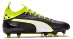 Kopačky Puma evoTOUCH 1 FG black-white-safety yellow – 6