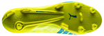 Kopačky Puma evoSPEED SL-S FG safety yellow-atomic bl – 2