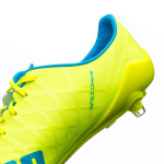 Kopačky Puma evoSPEED SL-S FG safety yellow-atomic bl – 10