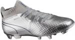 Football shoes Puma one chrome fg blau f01