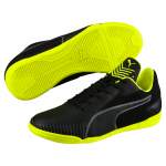 Sálovky Puma 365 CT Black- Black-Safety Yell