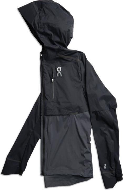 Kapuzenjacke On Running Weather-Jacket