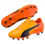 evoSPEED 17 SL S FG Jr ULTRA YELLOW-Peac