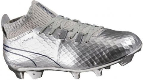 Football shoes Puma ONE chrome FG J