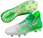 Football shoes Puma FUTURE 18.1. NETFIT On Off FG/AG
