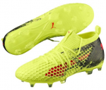 Football shoes Puma FUTURE 18.2 NETFIT FG/AG