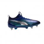 Botas de fútbol Puma one 1 le mx sg blau f02