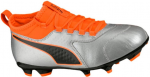 Puma ONE 3 leather FG J Futballcipő