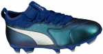 Puma ONE 3 leather FG J Futballcipő