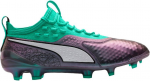 Puma ONE 1 leather FG/AG J Futballcipő