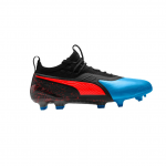 Botas de fútbol Puma one 19.1 le fg/ag blau f01