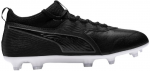 Puma one 19.3 leather FG/AG Futballcipő