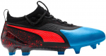 Puma ONE 19.1 leather FG/AG Futballcipő