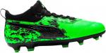 Puma ONE 19.3 leather FG/AG J Futballcipő