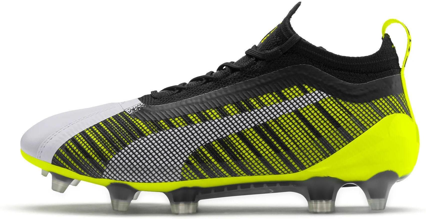 Football shoes Puma ONE 5.1 FG/AG Jr